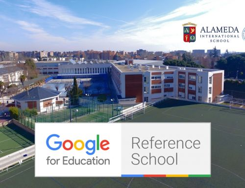 Alameda International School, nuevo centro Google Reference School